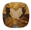 Citrine coussin